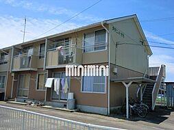 タウニィマキ A[2階]の外観