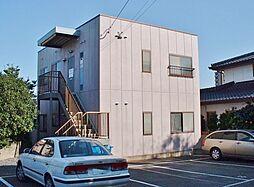 コーポ安田[1階]の外観
