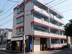 神奈川県横浜市神奈川区入江2丁目の賃貸マンションの外観