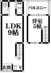 赤川3-8-5貸家