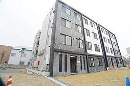 北海道札幌市西区琴似四条6丁目の賃貸マンションの外観