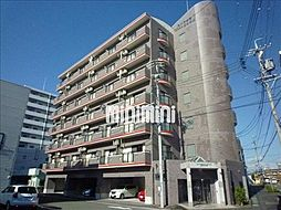 ライフ第6マンション藤枝駅前[3階]の外観