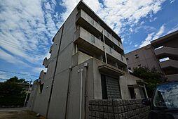 愛知県名古屋市中村区押木田町2の賃貸マンションの外観