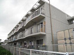 第2渡辺レヂデンス[2階]の外観