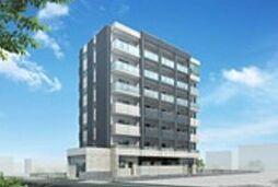 仮)中区正木3丁目自宅併用店舗マンション[4階]の外観