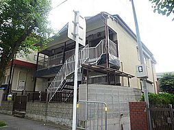 大阪府豊中市石橋麻田町の賃貸アパートの外観