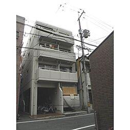岡山県岡山市北区東中央町の賃貸マンションの外観