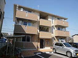 岡山県倉敷市連島2丁目の賃貸アパートの外観