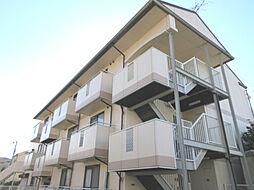 大阪府寝屋川市高柳1丁目の賃貸アパートの外観