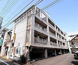 京都府京都市上京区大心院町の賃貸マンションの外観