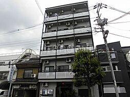 大阪府大阪市福島区野田4丁目の賃貸マンションの外観