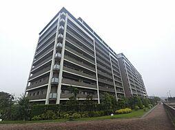 千葉県印西市若萩1丁目の賃貸マンションの外観