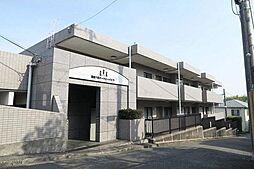 神奈川県川崎市麻生区高石5丁目の賃貸マンションの外観