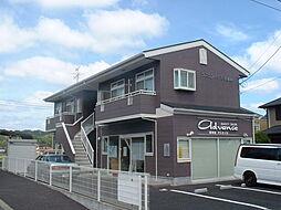 千葉県大網白里市みずほ台1の賃貸アパートの外観