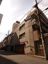 外観(横浜駅徒歩圏内のマンションです)