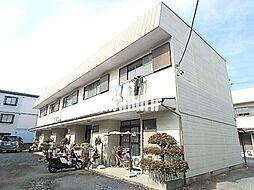 柿沼ハイツ2[1階]の外観