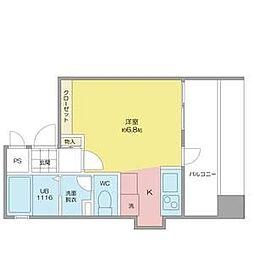 mayumi.7[6階]の間取り