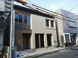 サンリット ハウス[2階]の外観