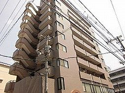 岡山県岡山市北区野田屋町2丁目の賃貸マンションの外観