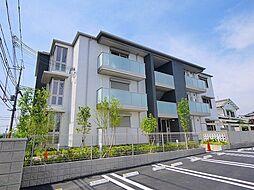 奈良県奈良市四条大路3丁目の賃貸マンションの外観