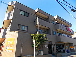 埼玉県川口市上青木1丁目の賃貸アパートの外観