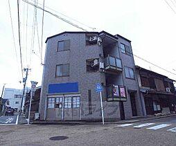 京都府八幡市八幡今田の賃貸マンションの外観