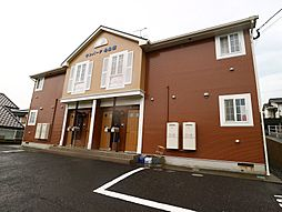 福岡県遠賀郡岡垣町野間5丁目の賃貸アパートの外観