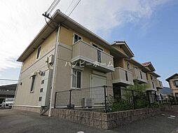 兵庫県たつの市龍野町大道の賃貸アパートの外観