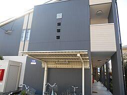 大阪府堺市西区上の賃貸アパートの外観