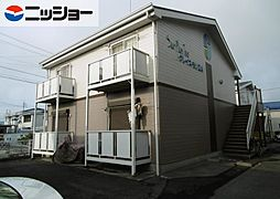 グレイスモリIIA・B棟[2階]の外観
