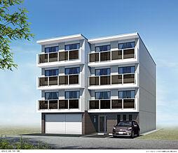 北海道札幌市東区北19条東17丁目の賃貸マンションの外観