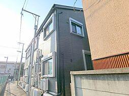 大森アパートメント[2階]の外観