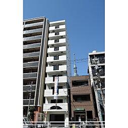 プレール・ドゥーク錦糸町III[9階]の外観