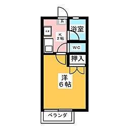 本宿駅 3.3万円