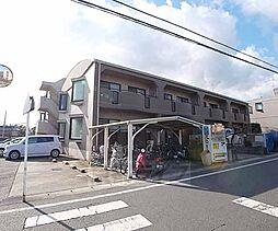 京都府向日市鶏冠井町山畑の賃貸マンションの外観