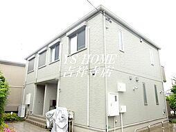 西武新宿線 上石神井駅 徒歩4分の賃貸アパート
