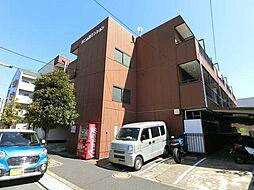 第2山岡マンション[3階]の外観