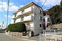 福岡県大野城市中3の賃貸マンションの外観