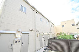 東京都板橋区宮本町の賃貸アパートの外観