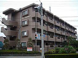 静岡県富士市本市場の賃貸マンションの外観