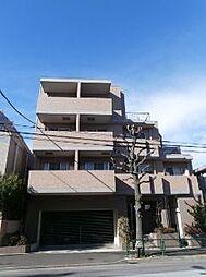 東京都目黒区上目黒2丁目の賃貸マンションの外観