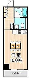 ILIVEFOREST(アイリブフォレスト)[2階]の間取り