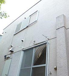 東京都世田谷区南烏山3丁目の賃貸アパートの外観