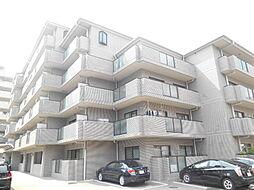 松蔦マンション西緑丘[3階]の外観