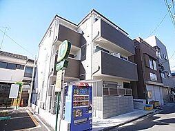 senju appartement[203号室]の外観