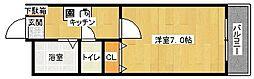 ラコント宮ヶ瀬[3階]の間取り