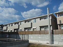 サンリット・フィオーレC[1階]の外観