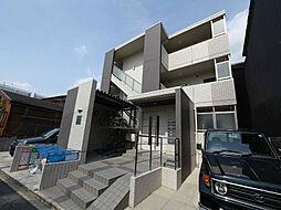 愛知県名古屋市熱田区五本松町の賃貸マンションの外観