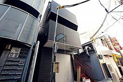 大阪府大阪市東成区大今里西3の賃貸アパートの外観