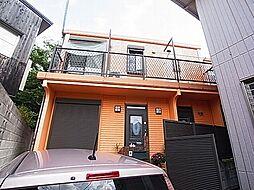 オレンジ貸家[2号室]の外観